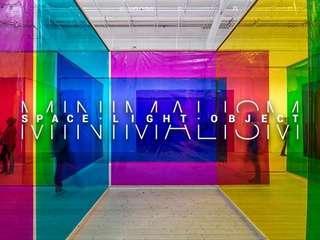 Art Science Museum - Minimalism