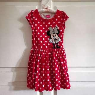 Disney Minnie Dress Girls