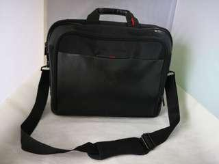 Toshiba laptop bag with stripe 19inch free shipping
