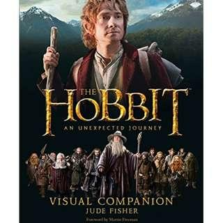 @(Brand New) The Hobbit An Unexpected Journey - Visual Companion By: Jude Fisher, Martin Freeman (Foreword by)