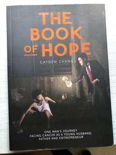 🚚 The Book of Hope - Camden Chang