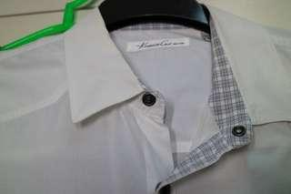 Kenneth Cole Polo White