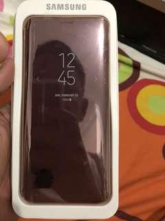 Samsung Clear View Standing Cover S9