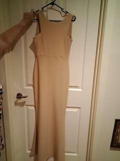 Misguided Nude Dress