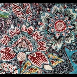 Batik Tulis Cloth