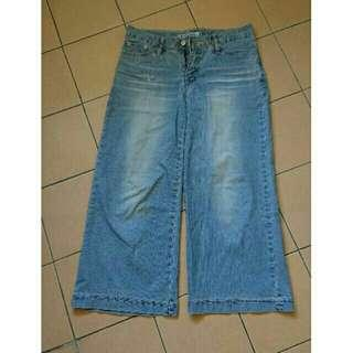 Wide jeans#MMAR18