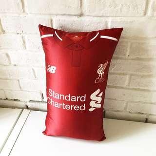 Rare Customized Liverpool FC Rectangle Cushion
