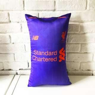 Rare Customized Liverpool FC Cushion - (Rectangle)