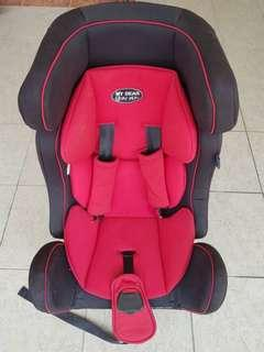 Comfy Car Seat for Kids
