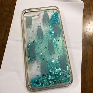 iPhone 7 Plus Case (Shiny Bear)