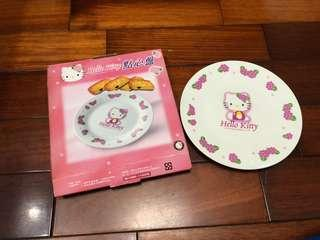 Hello Kitty 點心盤