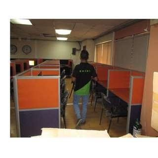 Modular Workstation Cubicle Office Partition Furniture