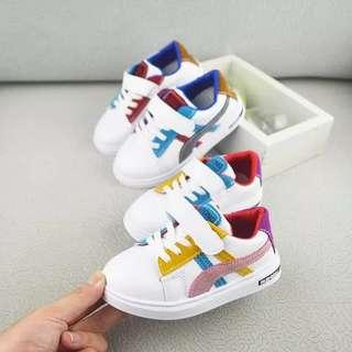Sepatu anak vans strap shoes