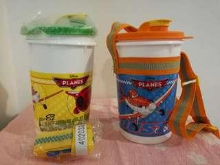 Tupperware Tumbler with strap