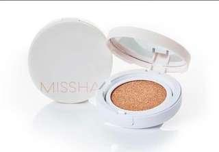 NEW Missha Magic Cushion