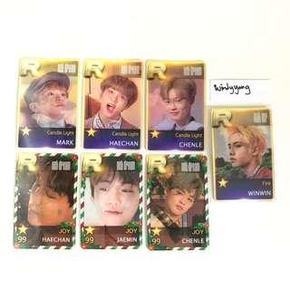 [Ready Stock] NCT Dream Fanmade Lenticular PC