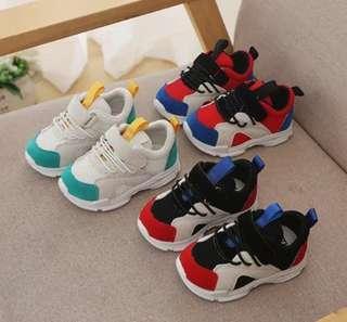 Sepatu anak casual sport