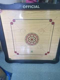 Used carrom board