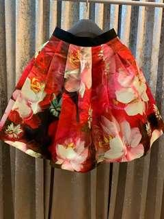 Ted Baker Floral Skirt