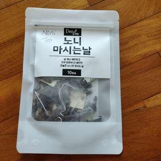 WELLNESS: KOREA NONI TEA DRINK
