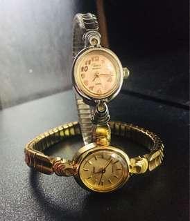 Jam tangan wanita merk Timex brand USA
