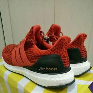 cda3c910848f8 🔥UK8🔥 Energy Red Adidas Ultra Boost Ultraboost 3.0 rare