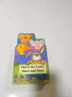 Nursery Rhyme board book