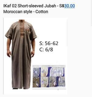 Men's Jubah or Gamis