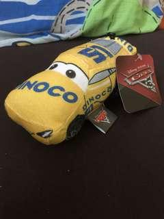 """🚚 Dinoco soft toy (from """"cars"""" the movie)"""