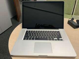 🚚 MacBook Pro 15 2011