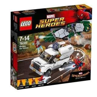 LEGO Beware The Vulture 76083 Spider-Man