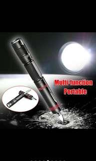 🚚 Cree led flashlight torch tactical