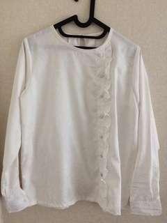 CT60 blouse putih