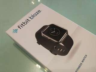 fitbit blaze smartwatch smart watch ( English Version )