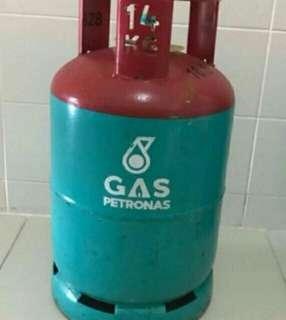 Tong Gas full isi