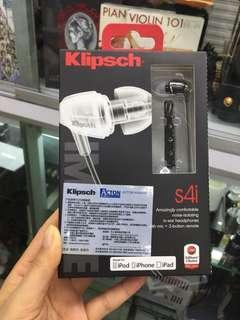 Klipsch S4i 耳筒