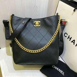 Tas Channel Emerald Free Paperbag