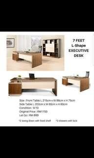 Executive Office Desk at good price