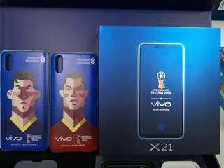 Vivo X21Worldcup2018 limited edition