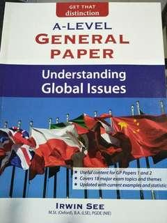 A Level GP Understanding Global Issues