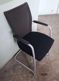 🚚 Haworth Visitor Chair, Office Chair, Dining Chair