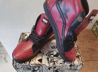 🚚 Deadpool x Vans