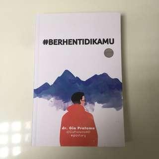 novel Berhenti di kamu dr. Gia Pratama