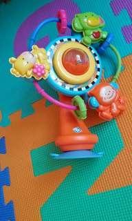 吸盤轉轉玩具 練小手肌