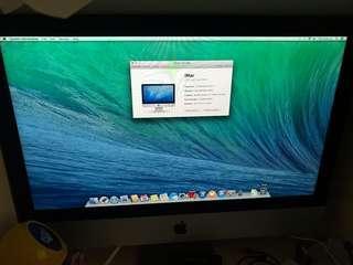 iMac21.5 九成新可議價