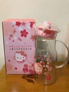 Kitty7-11限量版水瓶