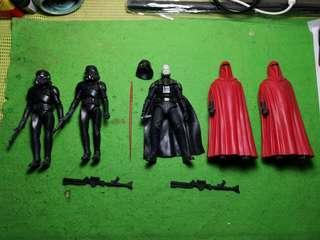 "KO Star Wars 6"" Toy Figures"