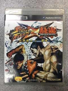 Ps3 game Street Fighter X Tekken 街霸 X 鐵拳