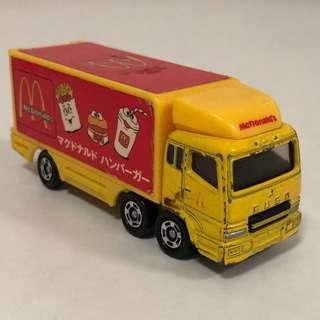 1996 McDonald's Truck - TOMICA ( TOMY )