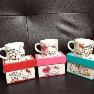 🚚 Hello Kitty 馬克杯